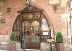 Restaurant Gats Barcelona : Café restaurant el quatre gats barcelona catalunya spain